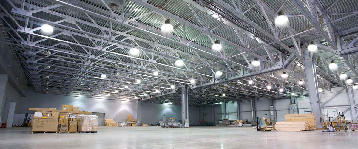 Free LED Lighting solutions audit Midlands UK