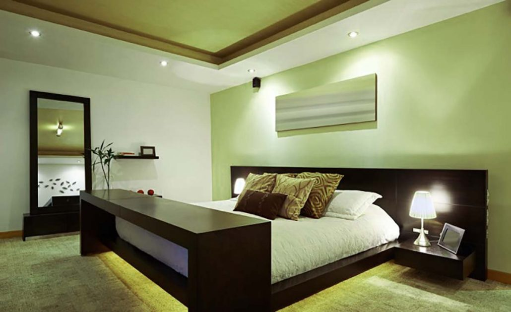 Hotel rooms LED lighting solutions UK