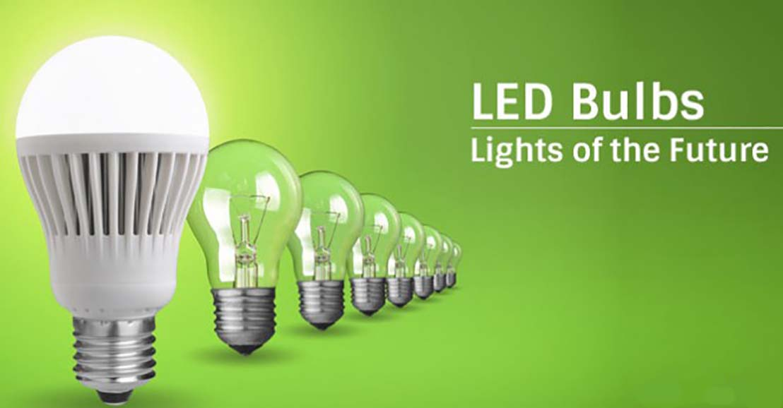LED lighting protecting you for the future